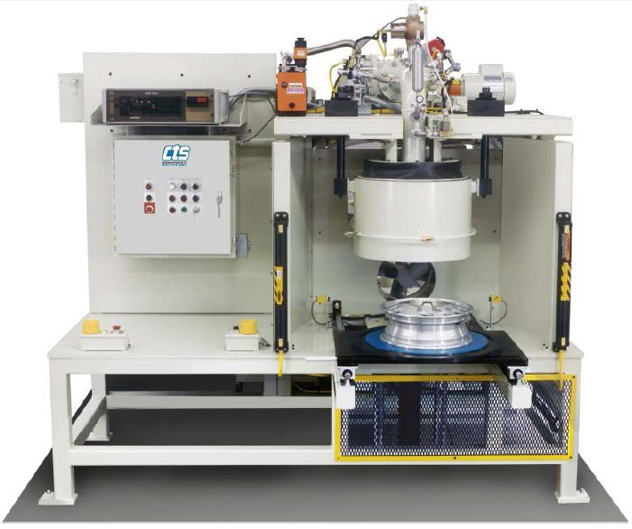 Single Station Wheel Rim Test System|CTS