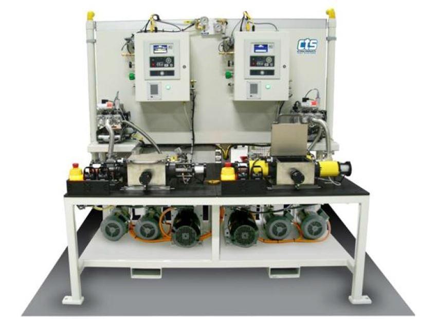 Valve Gas Leak Test System CTS