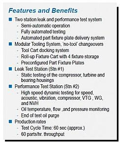 Features and Benefits | CTS
