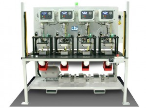 Four Station Sealed Sensor Leak Test Systems  CTS
