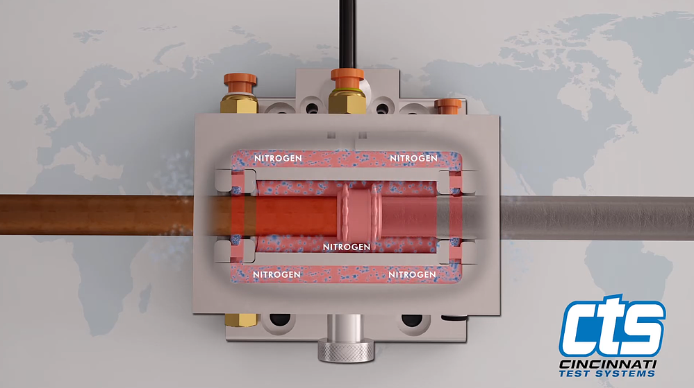 HVAC leak testing methods from CTS